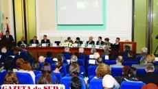 Festivitatea de împlinire a 65 de ani de învăţământ agricol la Universitatea din Craiova