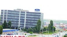 Justiţia a lăsat Ford pe teritoriul administrativ al Craiovei. Casele de lângă clădirile Ford sunt trecute pe teritoriul comunei Cârcea.