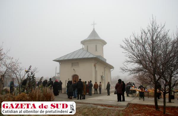 Mănăstirea Cârcea îşi va sărbători hramul