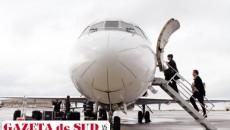Autorităţile din Dolj încearcă să recupereze handicapul pe care aeroportul din Craiova îl are față de celelalte aeroporturi din țară la numărul de rute aeriene