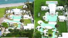 Insula cântăreței Celine Dion este evaluată la peste 23 de milioane de euro
