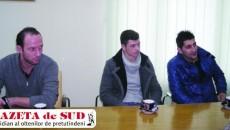 Dorel Stoica, Ovidiu Dănănae şi Florin Costea au semnat cu Severinul după ce au băut cafeaua cu conducătorii oraşului