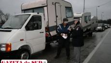 Cetăţeanul bulgar este cercetat sub aspectul săvârşirii infracţiunii de trafic internaţional de droguri de mare risc