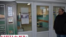 Afişele campaniei GdS, la Spitalul din Băileşti