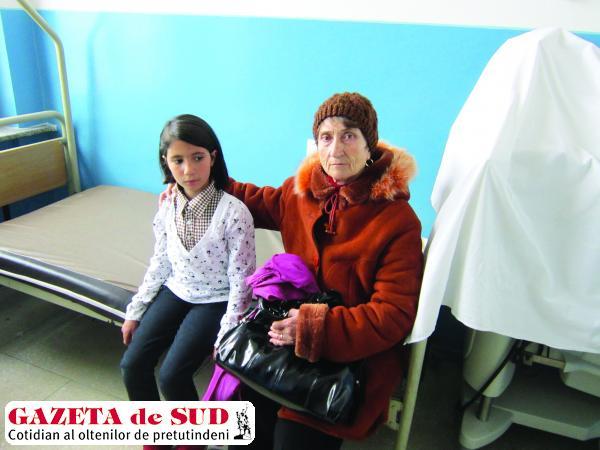Maria Teodora, unul dintre copiii care s-au înscris pe lista medicilor americani