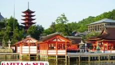 Pe Insula Itsukushima, moartea şi naşterea sunt interzise prin lege