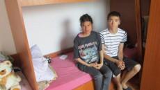 Doi tineri care au crescut pe stradă, Andrei şi Mariana, aşteaptă un copil