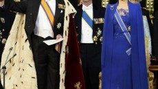 Noul rege al Olandei, Willem-Alexander, a depus jurământul (Foto: dailymail.co.uk)