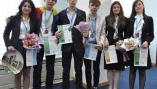 Elevii români premiaţi la Olimpiada Internaţională de Chimie (Foto: edu.ro)