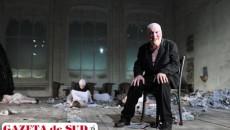 Ilie Gheorghe interpretându-l pe Faust (FOTO:tnrs.ro)