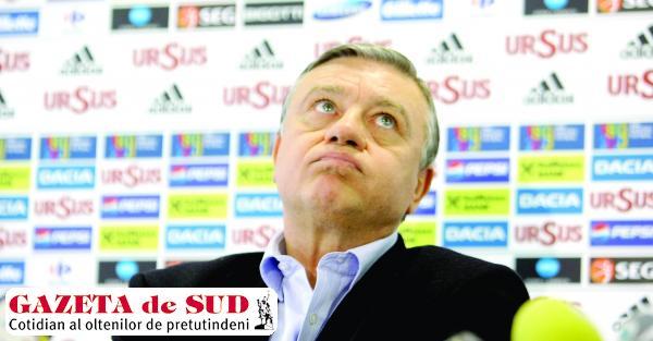 Mircea Sandu este de părere că Liga I ar trebui restrânsă la 12 echipe