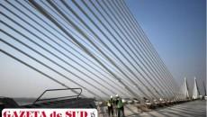 """""""Podul Noua Europă"""", Calafat - Vidin, inaugurat cu fast"""