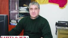 Dumitru Iliescu, primarul comunei Dioşti