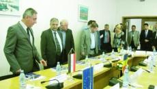 Irakienii i-au invitat pe antreprenorii doljeni să facă afaceri în provincia Slemani
