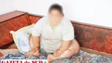 Alexandru Negrici suferă de obezitate morbidă