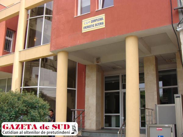 Complexul Energetic Oltenia, în profit după primul semestru
