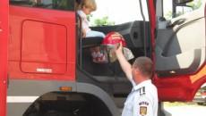 pompieri porti deschise