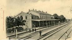 La doi paşi de Gara Craiova, în restaurantul fraţilor Spirtaru, şi-a început Constantin Brâncuşi viaţa în Cetate Banilor