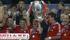 Bavarezii au sărbătorit din plin câştigarea Supercupei Europei