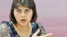 Procurorul-şef DNA, Laura Codruţa Kovesi