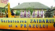 Sărbătoarea Zaibărului şi a Prazului a fost organizată şi anul trecut în oraşul Băileşti