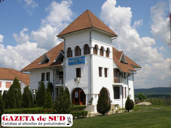 Primăria Turceni a apelat la ajutorul Primăriei Rovinari
