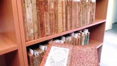 Volume donate de academicianul Dan Berindei îşi fac loc pe rafturile bibliotecii care îi va purta numele