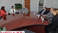 Oaspeţii noştri din America şi Europa s-au arătat interesaţi să observe nevoile comunităţii  din Craiova