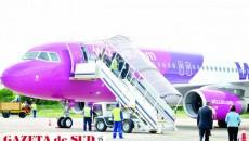 Compania aeriană Wizz Air îşi consolidează prezenţa pe Aeroportul Craiova şi anunţă zboruri către patru noi destinaţii: Roma, Bologna, Dortmund şi Barcelona