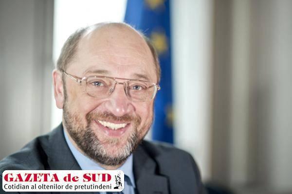 Martin Schulz, președintele Parlamentului European