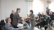60 de cadre didactice de la Universitatea din Craiova au primit certificatele de atestare a studiilor postdoctorale