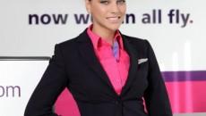 Alice Ciucur - ambasador Wizz Air în România
