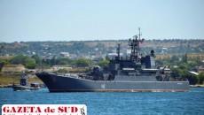 O parte din flota rusă se găseşte la Sevastopol, în Crimeea (Foto: http://sevastopol.russian-women.net)