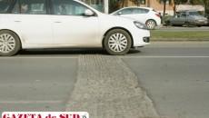 Atât străzile, cât şi aleile, trotuarele şi parcările vor fi reparate şi întreţinute prin acordul-cadru scos la licitaţie de primărie, care are o valoare estimată de 30 de milioane de euro