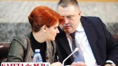 Primarul Craiovei şi viceprimarul Mihai Genoiu au propus pentru iluminatul public o soluţie de avarie pe patru luni