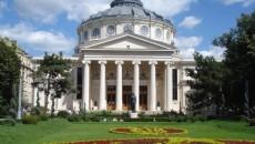 Ateneul Român din Bucureşti - clădire realizată într-o combinație de stil neoclasic cu stil eclectic, construită între 1886 și 1888, după planurile arhitectului francez Albert Galleron (Foto: wikimedia.org)
