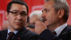 Victor Ponta şi Liviu Dragnea (Foto: evz.ro)