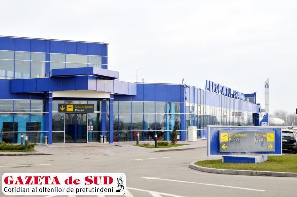În Aeroportul Craiova vor fi investite 24,4 milioane de euro, printr-un proiect de reabilitare a infrastructurii de mişcare, a cărei finanţare a fost obţinută de Consiliul Judeţean Dolj