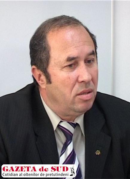 Dumitru Nicu Cornoiu, noul prefect de Vâlcea