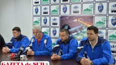 Antrenorul Dan Pascu şi jucătorii săi aşteaptă cu optimism confruntările cu Zalăul