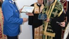 Mitropolitul a fost premiat de jandarmi
