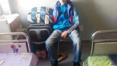 Cristi Rostogolea, elev la Liceul Energetic din Târgu Jiu