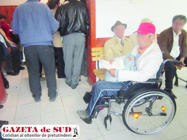 Numeroase persoane cu dizabilităţi din Dolj vor indemnizaţii mai mari