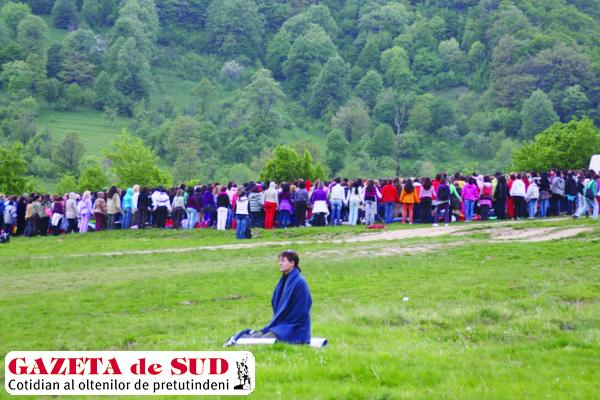 Membrii MISA se reunesc pe Valea Cernei
