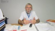Conf. dr. Virgil Pătraşcu, președintele Asociaţiei Dermatologilor din Oltenia