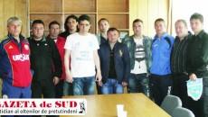 Reprezentanţii echipelor din play-off-ul Ligii a IV-a Dolj, pregătiţi de asaltul final