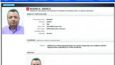 Genică Boerică a fost pus pe lista persoanelor urmărite prin Interpol
