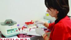 Cei mai mulţi pacienţi craioveni sunt nevoiţi să plătească analizele medicale