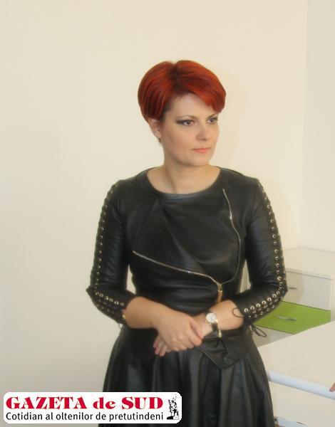 Lia Olguța Vasilescu și-a susținut teza de doctorat în anul 2007, la Facultatea de Sociologie din cadrul Universității București