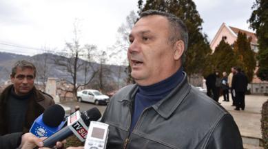 Gabriel Căldăruşe, preşedintele interimar al SMER
